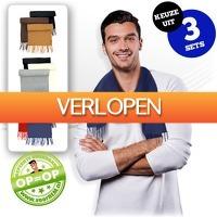 voorHEM.nl: 3 x warme fleece sjaals