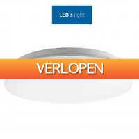 One Day Only: Moderne LED-plafonniere
