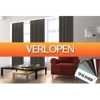VoucherVandaag.nl: Luxe verduisterende gordijnen