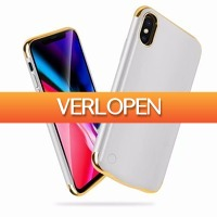 Priceattack.nl: Smart Battery Power Case voor iPhone X