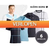 1DayFly: Bjorn Borg T-shirt of poloshirt