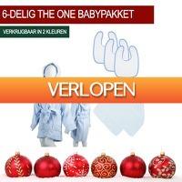 1dagactie.nl: 6-delig The One babypakket