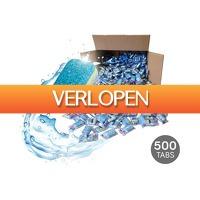 VoucherVandaag.nl 2: 500 vaatwastabletten