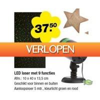 Warentuin.nl: FC DI LED laser met 9 functies