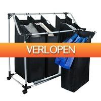 CheckDieDeal.nl: Wasmand met 4 zakken
