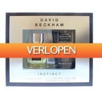 Voordeeldrogisterij.nl: David Beckham Instinct geschenkset