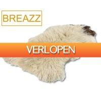 Groupdeal 3: Breazz schapenvacht