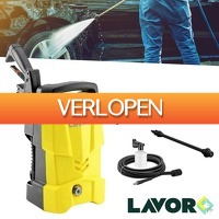 Wilpe.com - Outdoor: Lavor One hogedrukreiniger 120 bar
