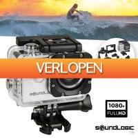 Wilpe.com - Elektra: Soundlogic HD sportcamera