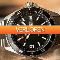 Watch2Day.nl 2: Orient Mako II Automatics heren horloge