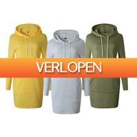 VoucherVandaag.nl: Hoodie jurk