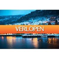 Hoteldeal.nl 1: 5- of 6-daagse CombiTrip Oslo en Bergen
