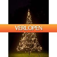 Blokker: Fairybell verlichte kerstboomvorm