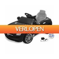 VidaXL.nl: vidaXL elektrische auto Mercedes Benz 6 V met afstandsbediening