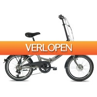 Matrabike.nl: Stokvis Urban E-Folding fiets