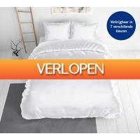 Koopjedeal.nl 1: Satijnen Beauty Skin Care dekbedovertrekken