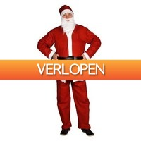 Grotekadoshop.nl: kerstmanpak 5 delig Universele Maat