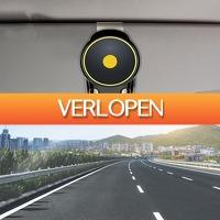 Priceattack.nl: Design Bluetooth 4.1 Handsfree Car Kit