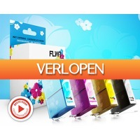 1Dayfly Extreme: Inktcartridges voor Canon, HP, Epson, Brother