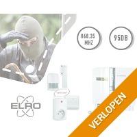 Elro alarmsysteem met domotica toepassingen