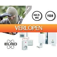 1DayFly Home & Living: Elro alarmsysteem met domotica toepassingen