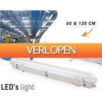 1DayFly Outdoor: LED's Light waterbestendige LED-balken