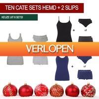 1dagactie.nl: Ten Cate Set: 1 hemdje + 2 shorts