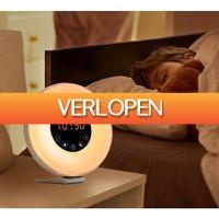 Koopjedeal.nl 2: LED lichtwekker met radio en natuurgeluiden