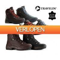Koopjedeal.nl 2: Lederen Travelin outdoor wandelschoenen