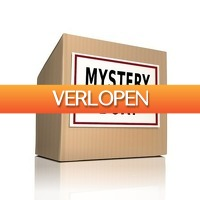 CheckDieDeal.nl: Kerst mystery / surprise box