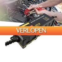 Voordeeldrogisterij.nl: Dunlop acculader/druppelaar 6 en 12V