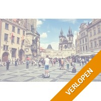 Voordelig naar Praag