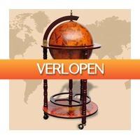 VidaXL.nl: vidaXL Globebar hout
