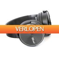 GroupActie.nl: Draadloze Bluetooth koptelefoon