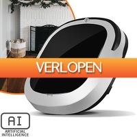 Euroknaller.nl: Intelligente oplaadbare robotstofzuiger