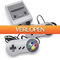 Uitbieden.nl: Game Console met 620 retro NES Games Dual Controler