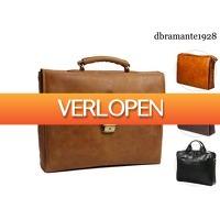 iBOOD Sports & Fashion: dbramante luxe laptoptas/aktetas