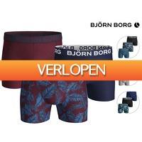 iBOOD Sports & Fashion: 3 x Bjorn Borg boxershorts