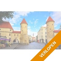 Middeleeuwse sferen in Tallinn