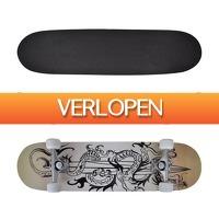 VidaXL.nl: vidaXL ovaal skateboard