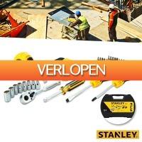 Wilpe.com - Tools: 51-delige Stanley gereedschapsset