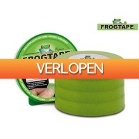 iBOOD DIY: 4 rollen FrogTape paint tape