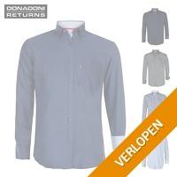 Donadoni Returns overhemden