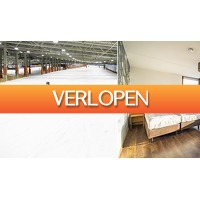 ActieVandeDag.nl 2: 2 dagen Hotel SnowWorld Landgraaf