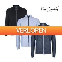 Koopjedeal.nl 1: Warme Pierre Cardin vesten