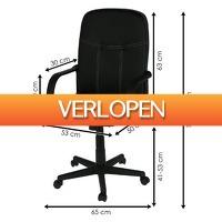 Grotekadoshop.nl: Bureaustoel brooklyn
