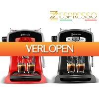 Groupdeal 2: Zespresso Barista koffiemachine TT-CM19