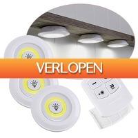 CheckDieDeal.nl 2: Draadloze LED-spots