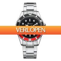Uitbieden.nl: Geneva Rolex Look horloge