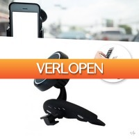Wilpe.com - Elektra: MagnlQ dashboard telefoonhouder auto